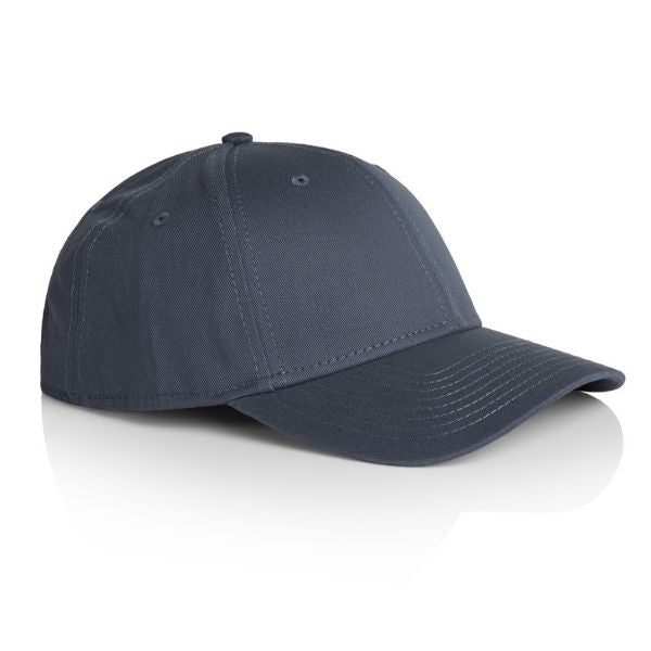 low-profile-as-colour-100%-cotton-cap-petrol-blue