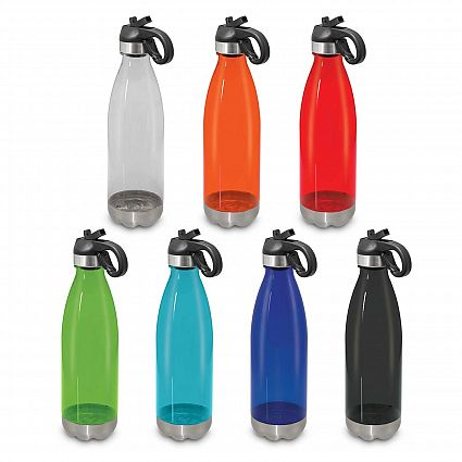 Mirage Translucent Flip Lid Drink Bottle-113809-Trends-collection