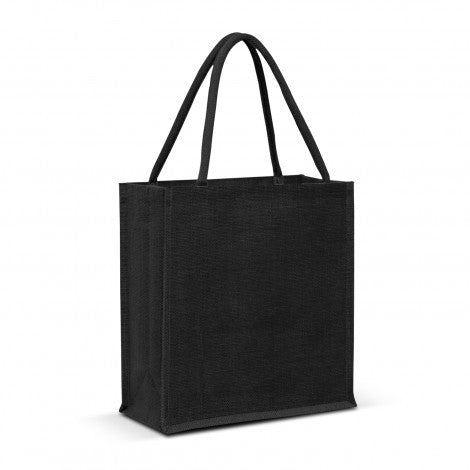 lanza-jute-reusable-shopping-tote-bag-115326-black-hwite-natural