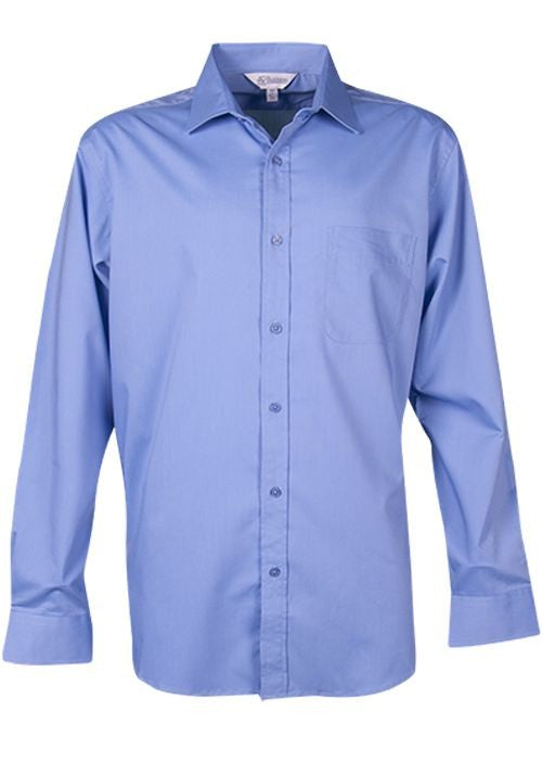 Mens Mosman Long Sleeve Shirt