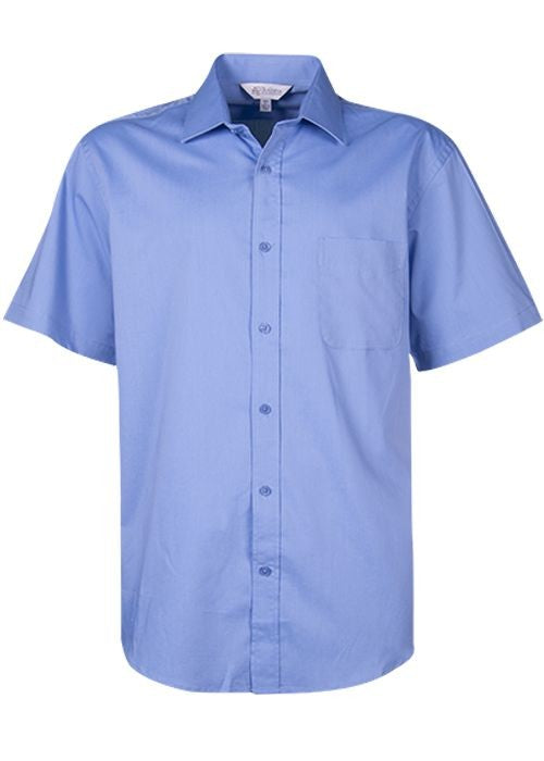 Mens Mosman Short Sleeve Shirt