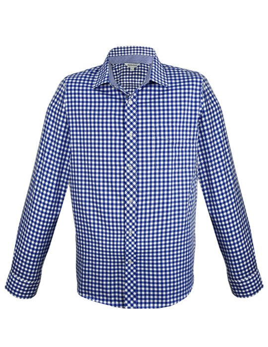 1909L-Mens Brighton Long Sleeve Shirt