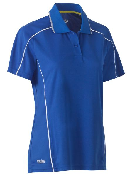womens-cool-mesh-polo-bisley-BKL1425