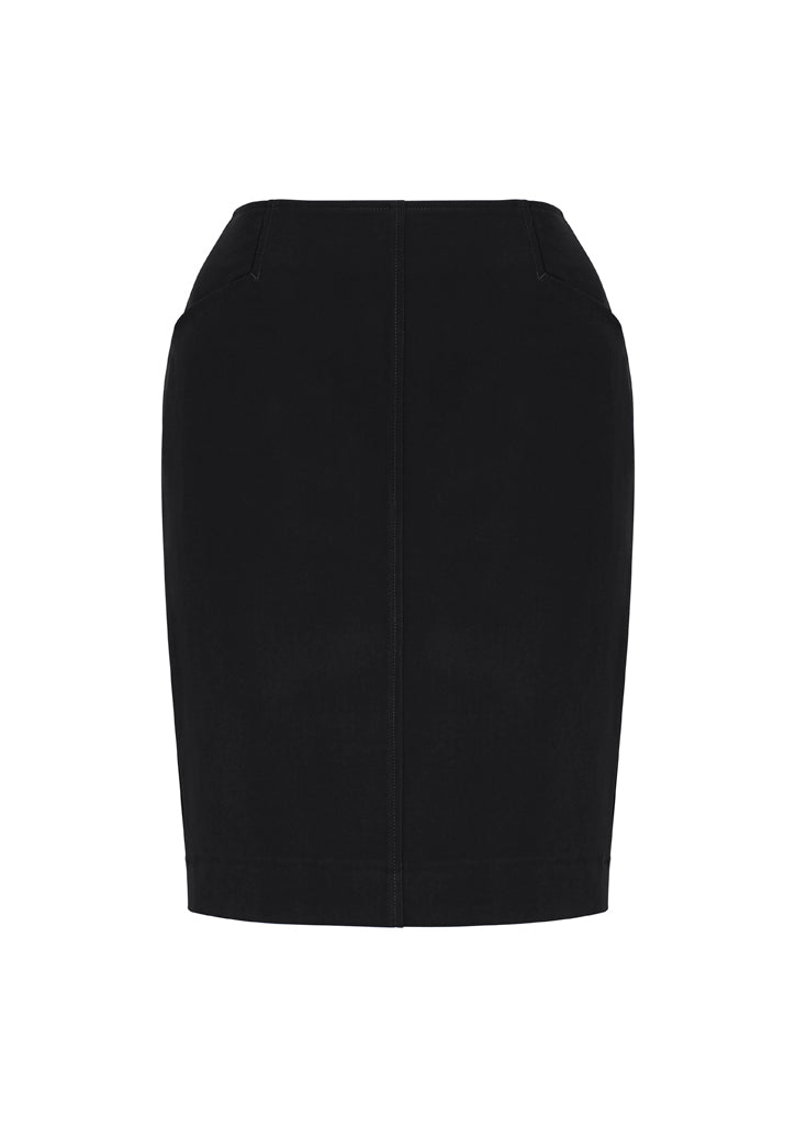 Womens Bandless Pencil Skirt-20717