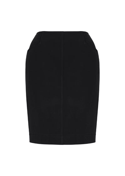 Womens Bandless Pencil Skirt