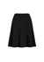 Womens Bandless Flared Skirt-20718