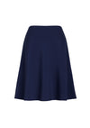 Womens Bandless Flared Skirt