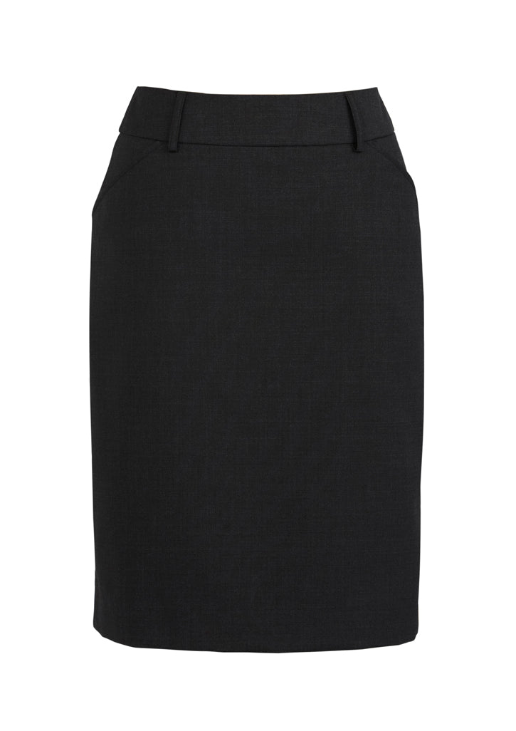 Womens Multi Pleat Skirt-24015