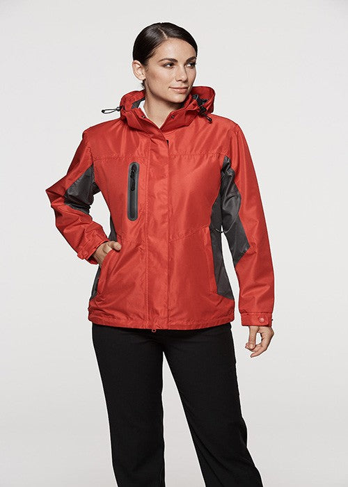 2516-Ladies Sheffield Jacket aussie pacific