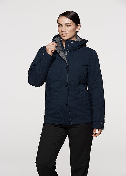 2519-Ladies Parklands Jacket aussie pacific