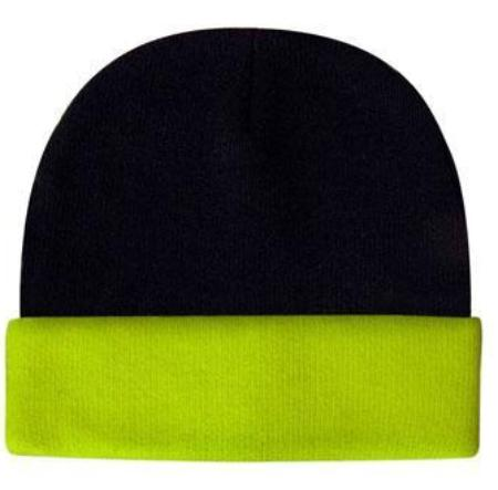 Luminescent Acrylic Safety Beanie-3027