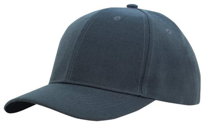Premium American Twill Cap with Contrast Under Peak
