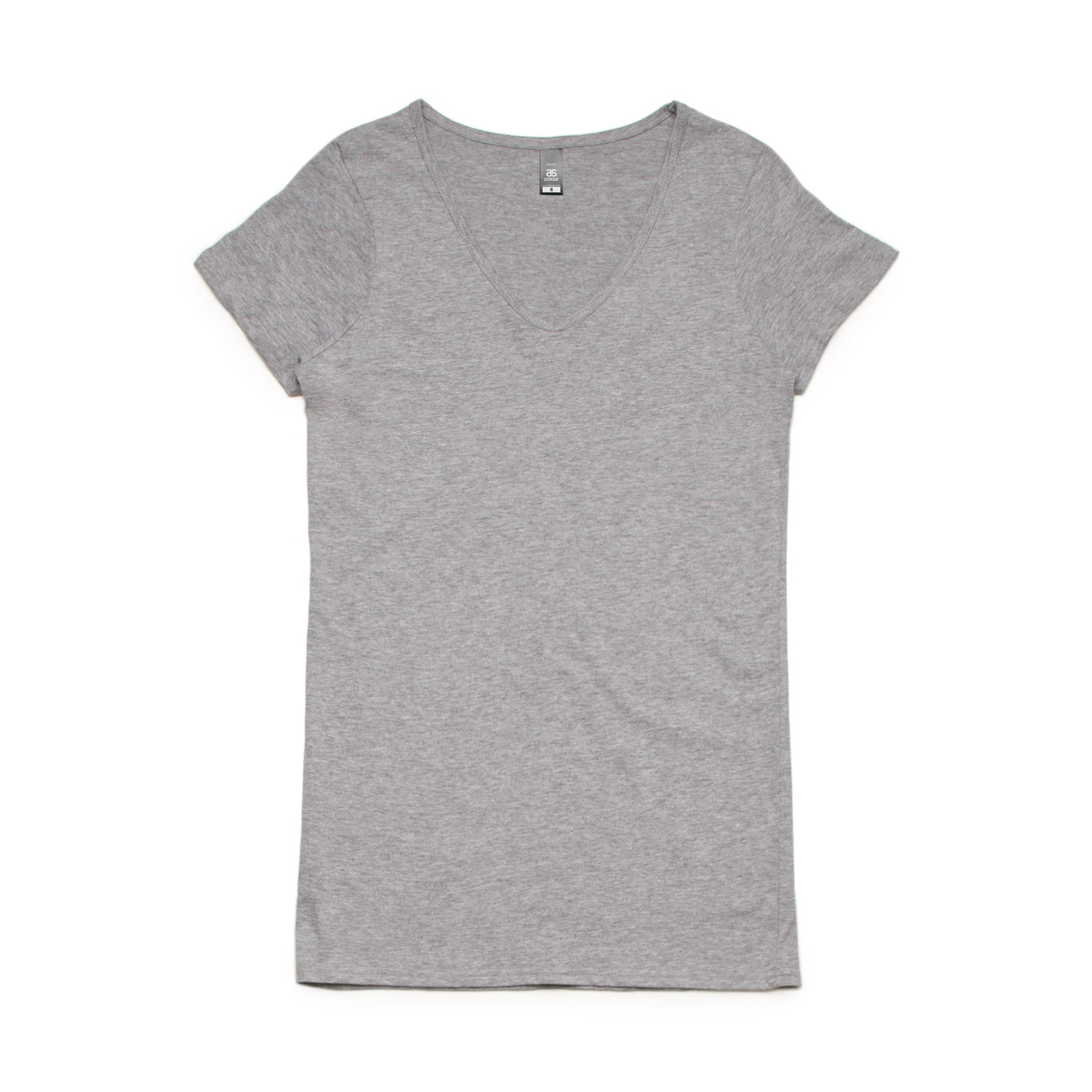 womens-bevel-v-neck-tee-4010-as-colour