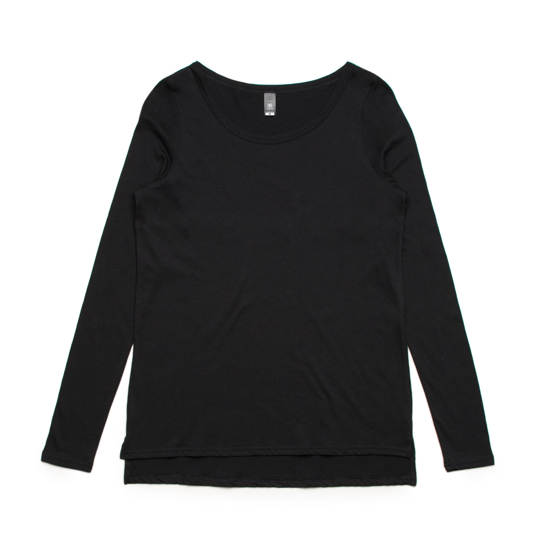 Womens Stella L/S Tee-4017-as-colour