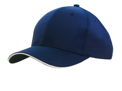 Sports Ripstop with Sandwich Trim Cap