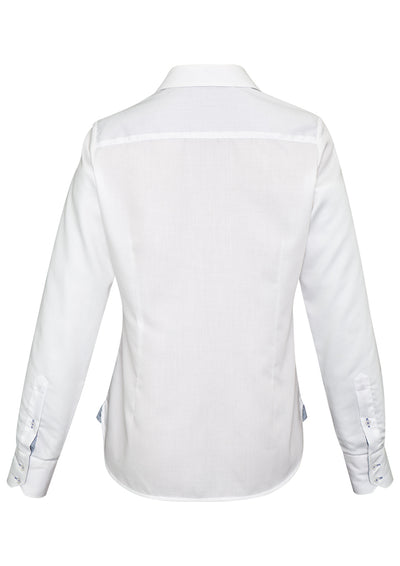 Herne Bay Ladies Long Sleeve Shirt