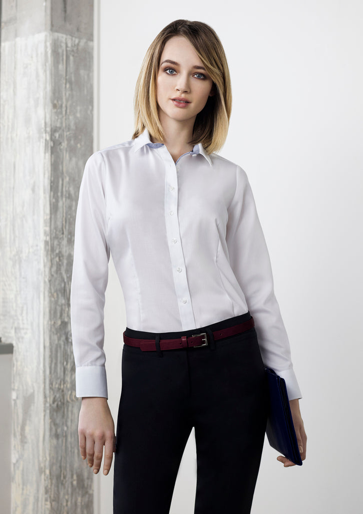 Hern Bay Ladies Long Sleeve shirts-41820