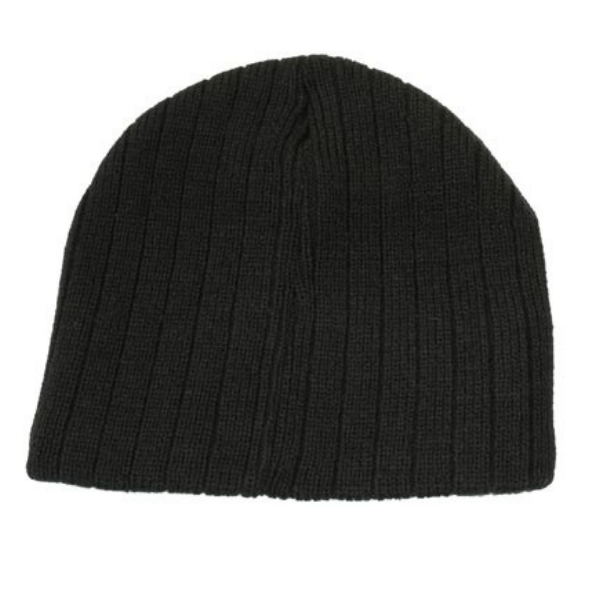 Cable Knit Beanie - Torque