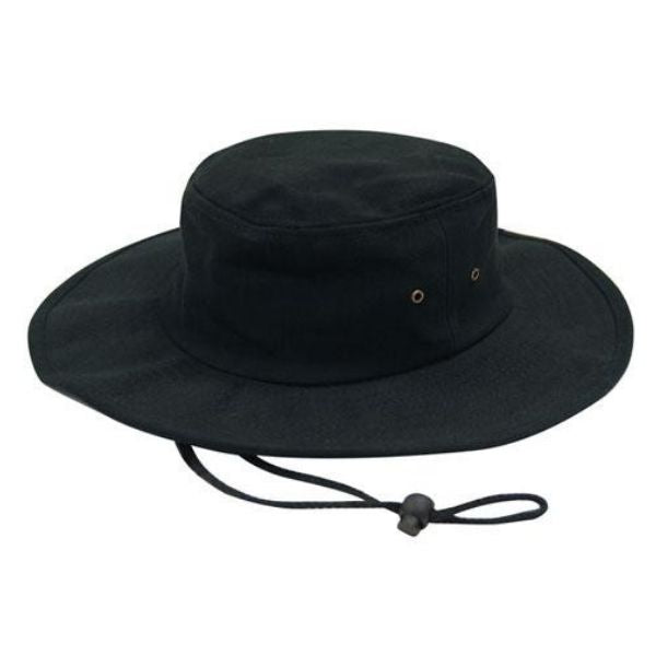 Heavy Brushed Cotton Hat