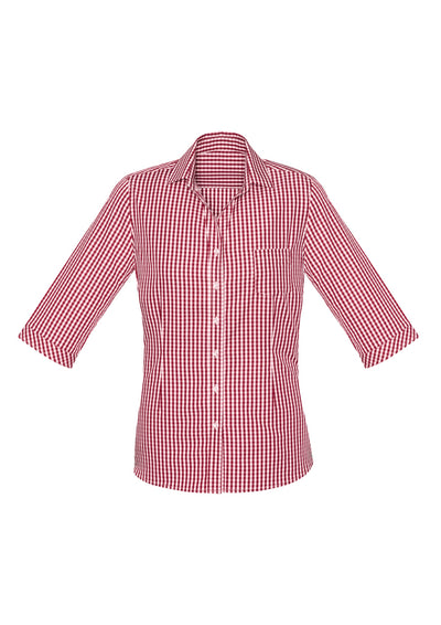 Womens Springfield 3/4 Sleeve Shirt