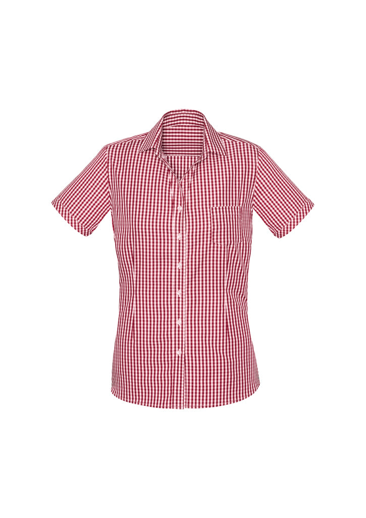 Womens Springfield Short Sleeve Shirt