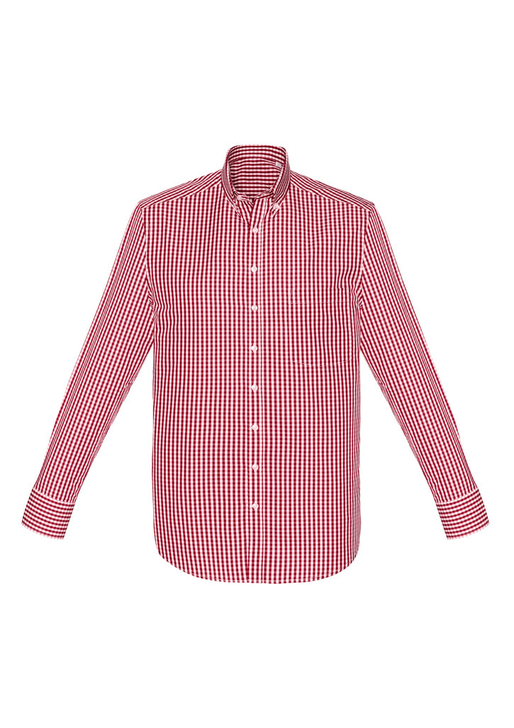 Mens Springfield Long Sleeve Shirt