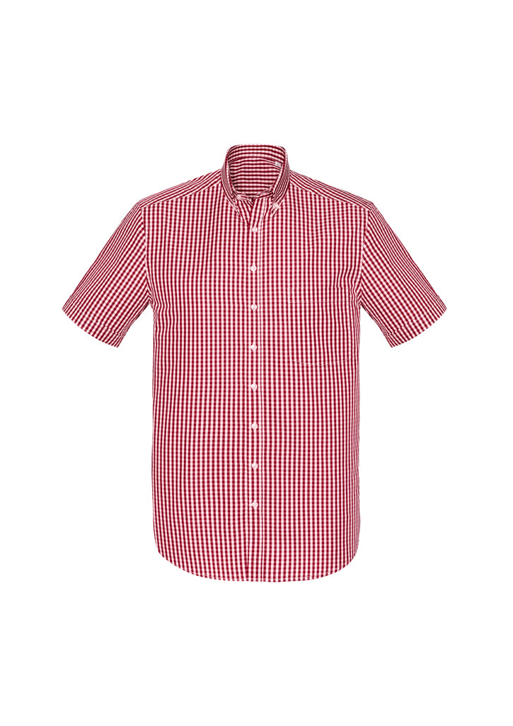 Mens Springfield Short Sleeve Shirt-43422