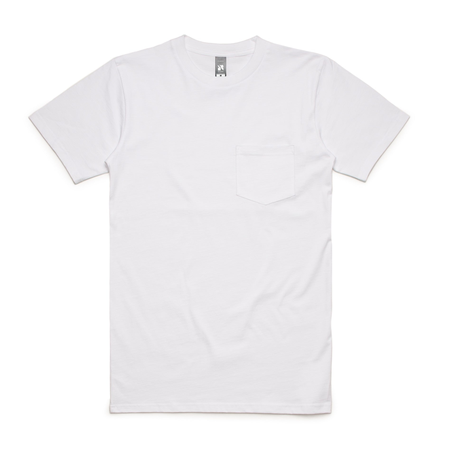 Mens Classic Pocket Tee