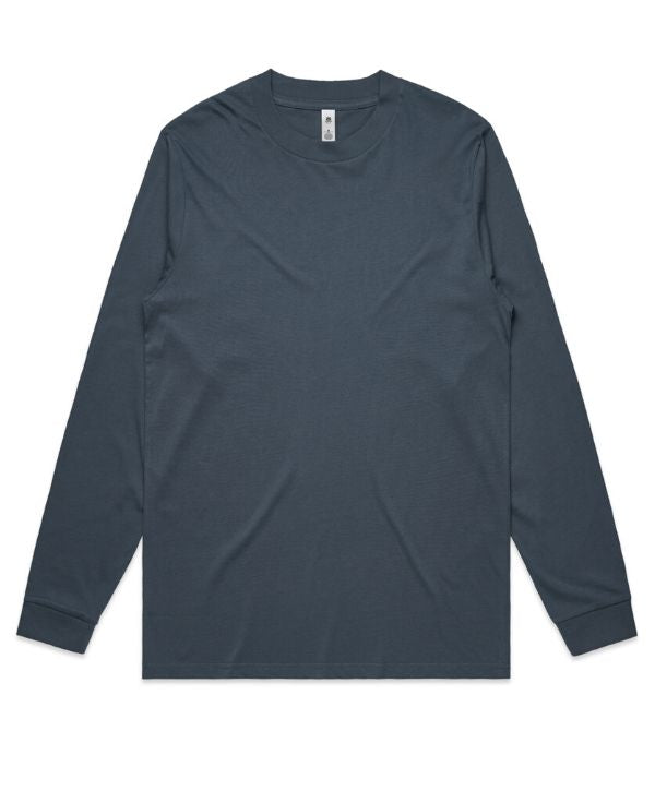 Mens General Long Sleeve Tee