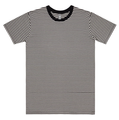 Mens Bowery Stripe Tee-5060-as-colour