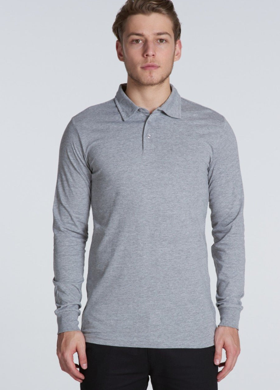 Chad Long Sleeve Polo