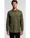 Mens Military Long Sleeve Shirt5412-as-colour