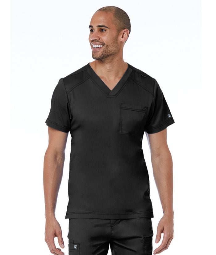 Matrix Mens Basic V-Neck Top