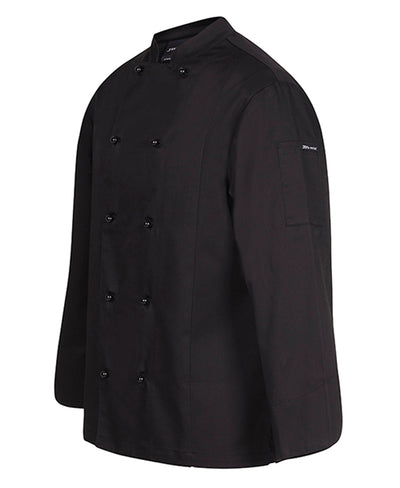 Vented Chef's Jacket - Long Sleeves