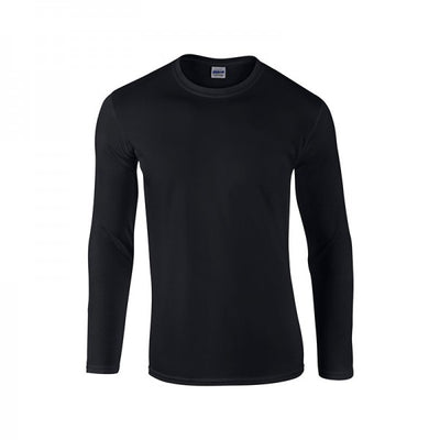 Gildan Adult 100% Cotton, Long Sleeve T-shirt-64400