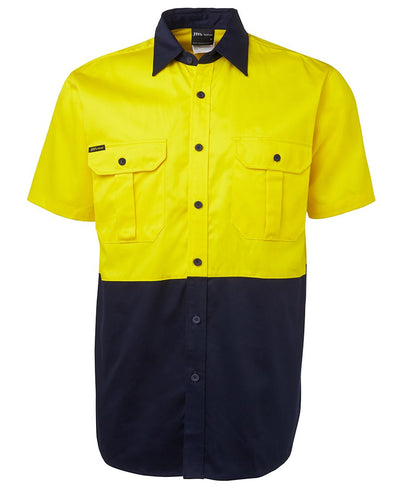 Hi Vis Short Sleeve Day Only, 150G Shirt
