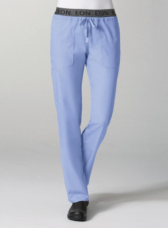 Maevn scrub pants-7348-embroidered-logo-pant