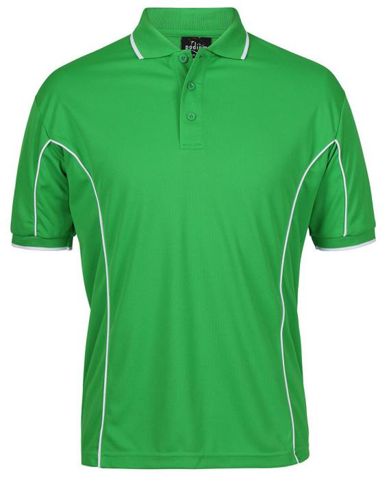 Piping Short Sleeve Polo