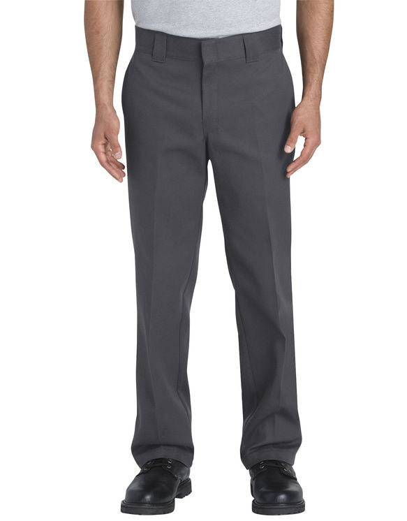 FLEX Slim Fit Straight Leg Work Pants