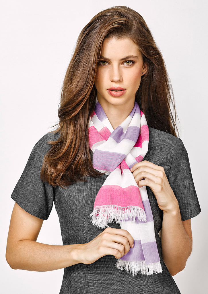 accessories-99001-Ladies Two Tone Scarf