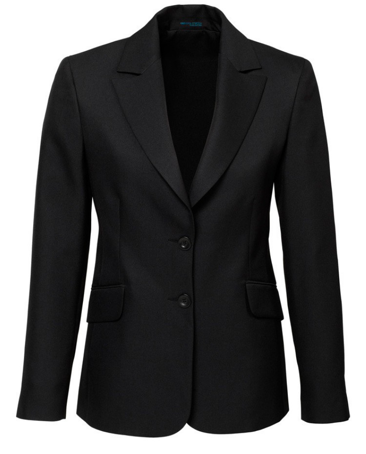 Womens Longline Jacket-60112-biz-corporate