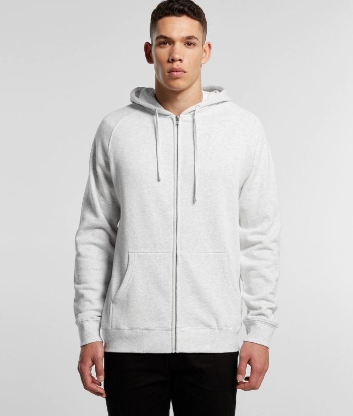 AS-colour-mens-official-full-zip-hoodie-5103-white-marle