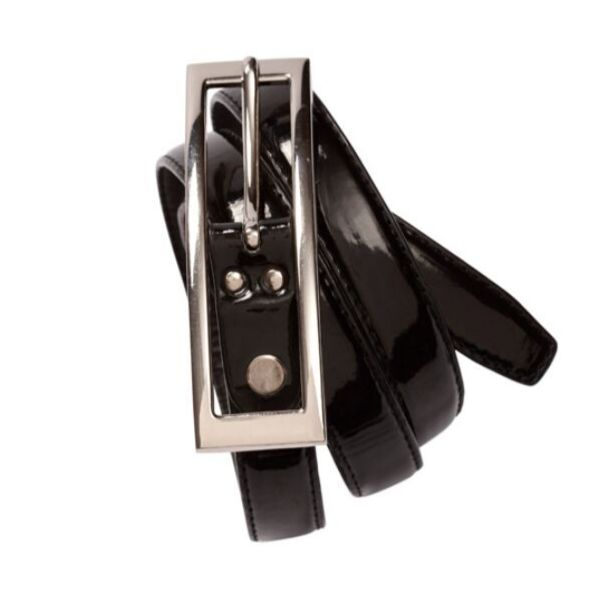 ladies-womens-belt-black-corporate-uniform