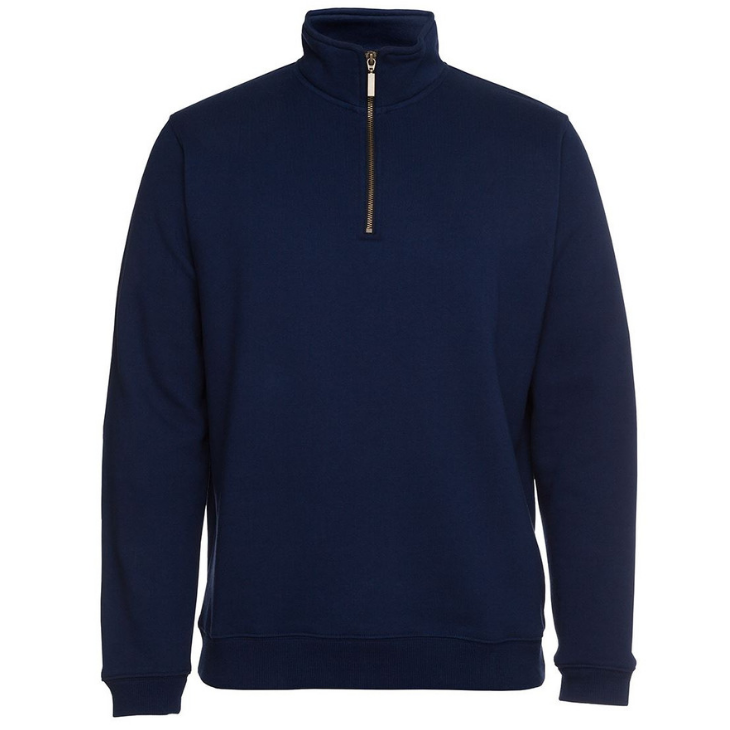 1/2 Brass Zip Fleece