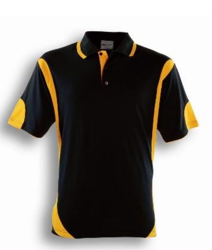 Unisex Adults Breezeway Contrast Polo