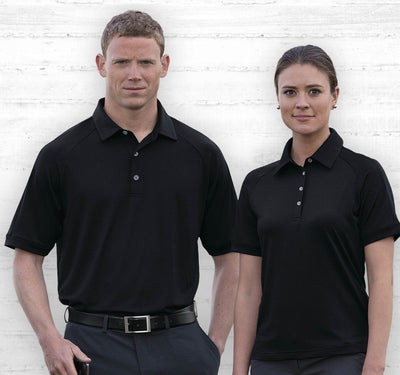Womens Dri Gear Vapour Polo