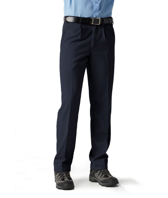 mens pant nz-Detroit Regular Pant. Colours: Black, Navy. Sizes: 72 - 103 Code: BS10110R