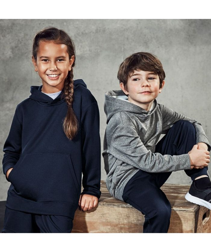 KIDS-HOODIES-NZ-Hype-kids-hoodie-sw239kl-black-navy-marle-grey