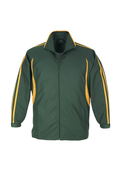 Flash Track Top J3150 - Forest Gold