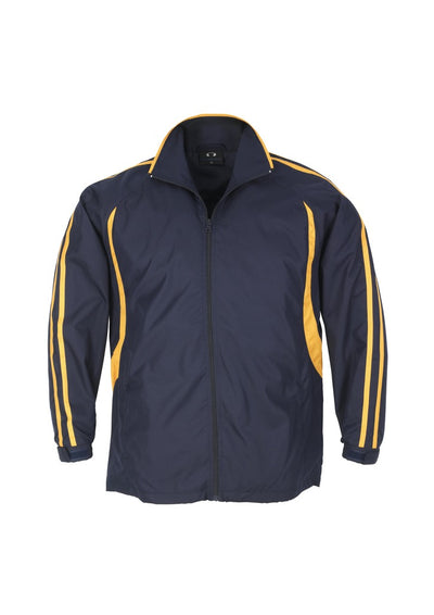 Flash Track Top J3150 - Navy Gold